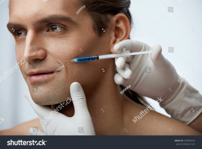 Illustration of Procedure For White Injection?