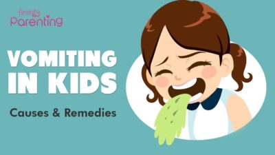 Illustration of Overcoming Babies Vomiting, Bloating, Fever, And Liquid Bowel Movements?