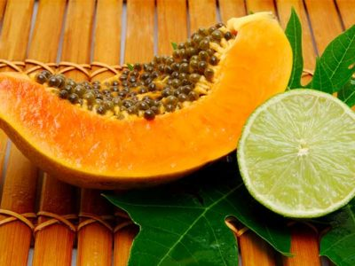 Illustration of Can Papaya And Lemon Be Consumed Every Day?