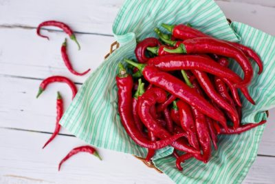 Illustration of Is It True That Consumption Of Chilies On A Diet Can Increase Weight?