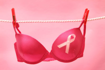 Illustration of The Link Between Bra Use And Breast Cancer?