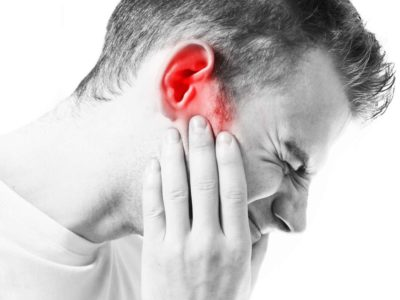 Illustration of Fever And Sore Throat Spreading To The Ears?