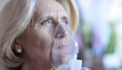 Illustration of Shortness Of Breath In Breast Cancer Sufferers?