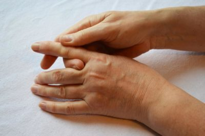 Illustration of What Is The Remedy For Brown Forefinger?
