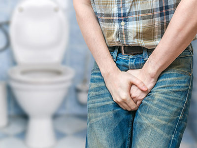 Illustration of The Cause Of Always Urinating When Coughing Or Sneezing?