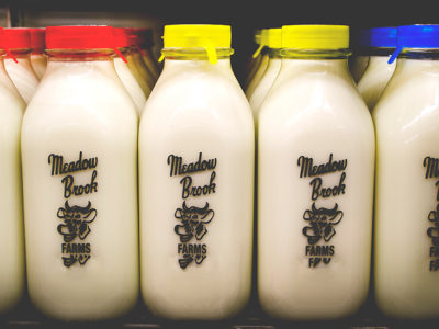 Illustration of Consume Milk For The Elderly When Suffering From Gout?