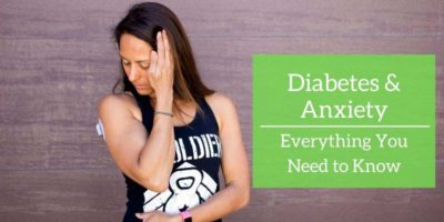 Illustration of Causes Of Excessive Anxiety In Diabetics?