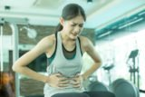 The Cause Of Stomach Pain During Exercise?