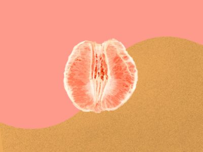 Illustration of The Vagina Feels Itchy And Swollen On The Left Vaginal Lip?