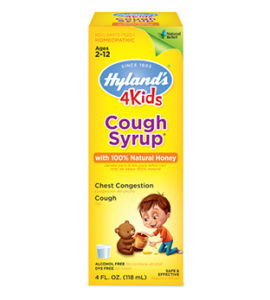 Illustration of Providing Cough Medicine For Children Aged 5 Years?