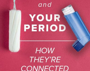 Illustration of Asthma Recurs Before And After Menstruation?