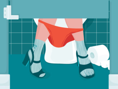 Illustration of The Factors That Cause Menstruation Not Smooth?