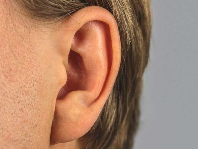 Illustration of Stinging Pain In The Piercing Scar In The Upper Ear?