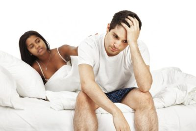 Illustration of How To Deal With Erection Problems In Men?