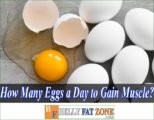 Effect Of Egg Yolk Consumption On Muscle Mass Growth?