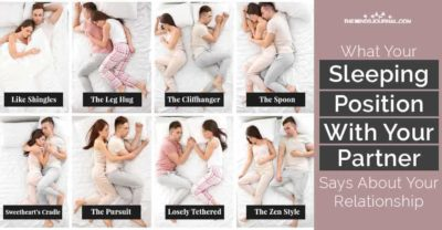 Illustration of The Right Sleeping Position For People With Shingles In The Waist Area?