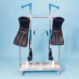 Illustration of The Safety Of Replacing Rubber Stirrups Without Medical Assistance?