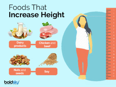 Illustration of Does Eating Eggs Can Increase Height?