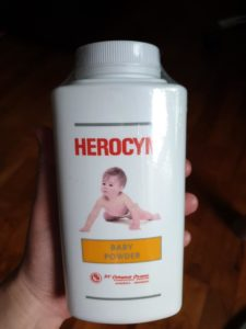 Illustration of Is Herocyn Powder Safe For The Face?