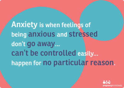 Illustration of Overcoming Anxiety And Excessive Fear At 4 Weeks Pregnant?