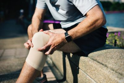 Illustration of Overcoming Prolonged Joint Pain?
