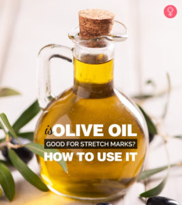 Illustration of Use Of Powder After Olive Oil. May I ?