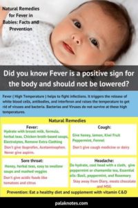 Illustration of Fever In Newborns And How To Increase Breast Milk?