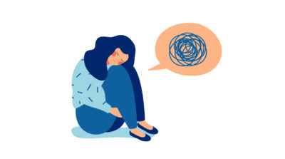 Illustration of Feelings Of Pressure, Anxiety And Excessive Anxiety In A Family Environment?