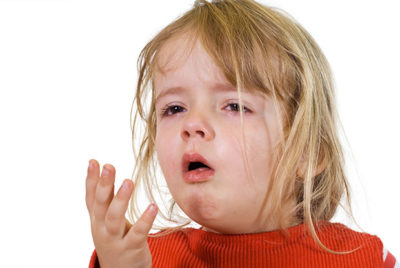 Illustration of The Cause Of Frequent Coughing In Children?