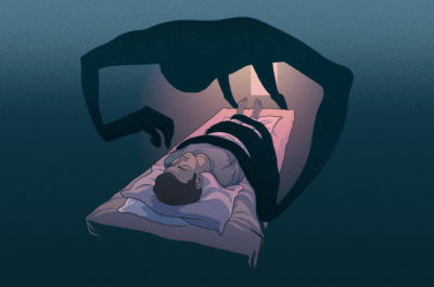 Illustration of The Cause Of Frequent Sleep Paralysis?