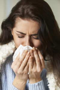 Illustration of Colds And Nasal Discharge Are Always Dry?