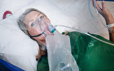 Illustration of Side Effects Of Using Oxygen Cylinders Too Often?