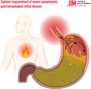 Illustration of The Association Of Acid Reflux Disease With Frequency Of Urination?