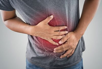 Illustration of Causes Of Abdominal Pain, Rheumatism, Chills, And Late Menstruation?
