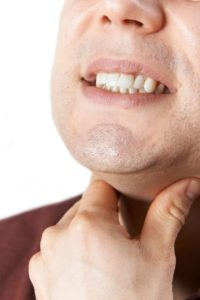 Illustration of How To Deal With Mouth Sores Due To Stomach Acid?