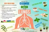 Foods That Cleanse The Lungs?