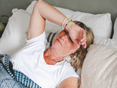 Illustration of The Cause Of The Body Is Often Not Feeling Well In The Elderly?