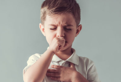 Illustration of Treat Coughs In Children Aged 3 Years?