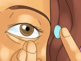 Cope With Hard-to-remove Contact Lenses?