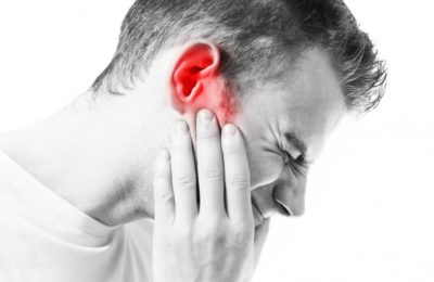 Illustration of Ear Pain Accompanied By A Cold Cough And Sore Throat And Nose?
