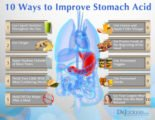 Overcome The Increased Stomach Acid That Makes It Difficult To Sleep?