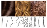 Genetic Effect Of Hair Dyeing On Curly Hair?