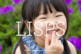 Treatment Of Lisp In Adolescents 13 Years?