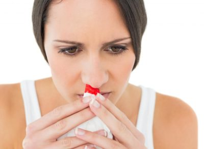 Illustration of The Cause Is Often Sudden Nosebleeds In Adults?