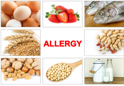 Illustration of Good Food For Allergy Sufferers?