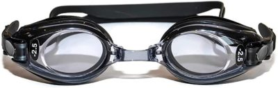 Illustration of Selection Of Swimming Goggles For Minus Eyes?