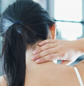 Illustration of The Back Head Lump Is Painless?