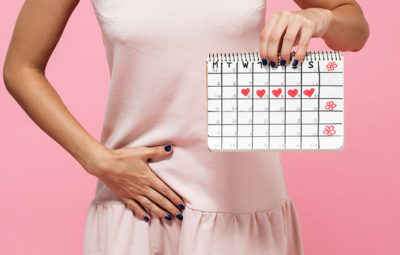 Illustration of Causes And Overcomes Irregular Menstrual Cycles?