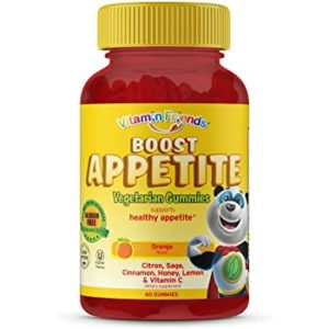 Illustration of What Vitamins Can Increase The Weight Of A 1 Year Old Child?