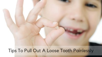 Illustration of Is It Better To Remove A Loose Tooth?